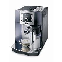 DeLonghi ESAM5500M Perfecta Digital Super-Automatic Espresso Machine Metallic Blue