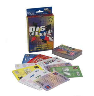 Buy Discombobulation, Family Card Game