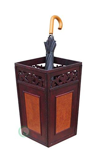 Vintiquewise(TM) Handcrafted Umbrella Holder