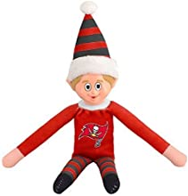 Tampa Bay Buccaneers Plush Elf by Forever Collectibles