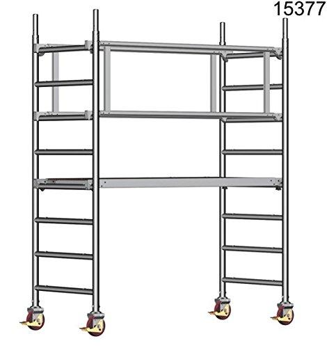 Layher-Fahrgerst-Rollgerst-UNI-Leicht-P2-Sicherheitsaufbau