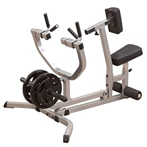Body Solid Seated Row Machine by Ironcompany.com