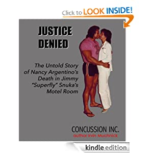 Amazon.com: JUSTICE DENIED: The Untold Story of Nancy Argentino's
