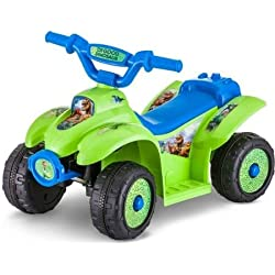 Disney's The Good Dinosaur Easy Push-Button Drive System 6V Rechargeable Ride-On