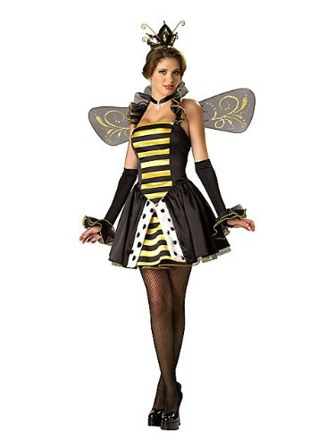Super Deluxe Queen Bee Sexy Costume