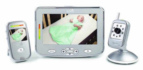 Summer Infant Complete Coverage Digital Color Video Monitor