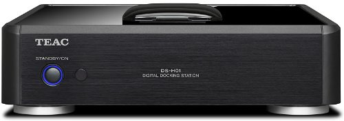Learn More About Teac DSH01-B Digital Docking Station (Black)