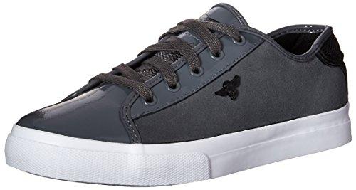 Creative Recreation Men's Kaplan Fashion Sneaker, Smoke Black Padded, 9 M US
