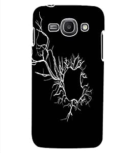 ColourCraft Creative Fruit Image Design Back Case Cover for SAMSUNG GALAXY ACE 3 3G S7270