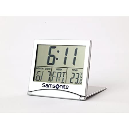 Travel Accessories Digital Travel Alarm Clock