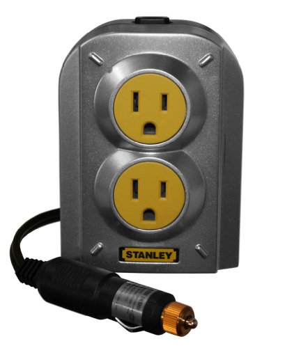 Stanley PCI109 100 Watt Inverter with Installation Adaptor