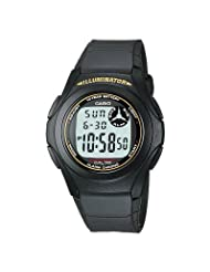 Casio Digital Multi Dial Men Watch - (F-200W-9AUDF)