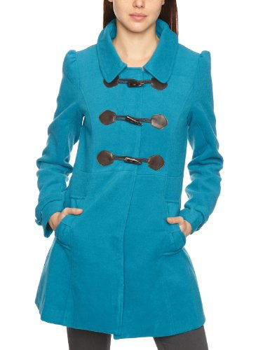 Yumi Original Duffle RK056 Women's Coat Blue