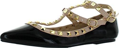 wild-diva-womens-fashion-pippa-35-studs-pointy-t-bar-flats-shoes-black-75