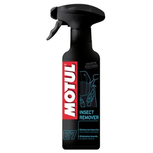Motul E6 Chrome & Alu Polish for Hongdou Urban DZ125
