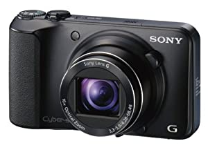 Sony H90 High Zoom Compact Camera - Black (16.1MP, 16x Optical Zoom) 3 inch LCD