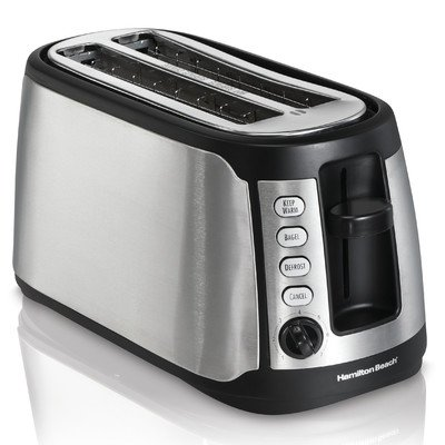 Hamilton Beach 22811 Keep Warm 2-Slice Toaster by HAMX9
