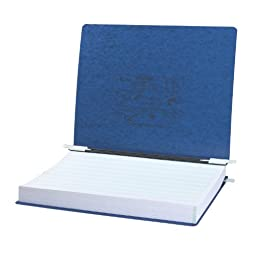 Acco Data Binders, 9 1/2 x 11 Inch Sheet Size, 5-Pack, Light Blue, (A7054510)
