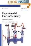 Experimental Electrochemistry