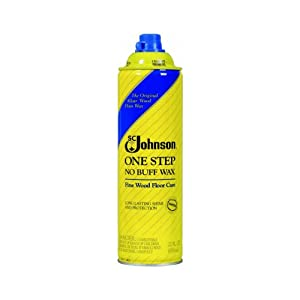 SC Johnson Fine Wood One-Step Wax-22 oz.