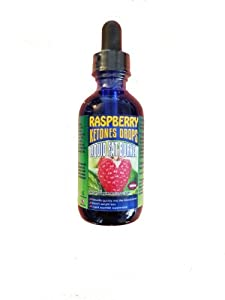 Raspberry Ketones Ultra Pure Liquid Fat-burner Easy To Take Drops That Absorb Into Your Body 3x Faster Than Pills To Help Suppress The Appetite Fast And Melt The Fat Away Full 30 Day Supply from Nutri-Net