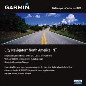 City Navigator NT 010-11546-00 Land Map