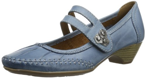 Jana Womens Dove Slipper Blue Blau (DENIM 802) Size: 38