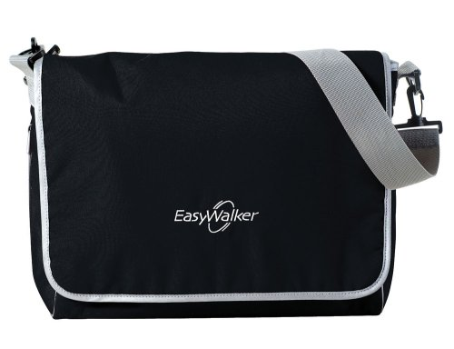 EasyWalker SKY Nursery Bag Black (Discontinued by Manufacturer)
