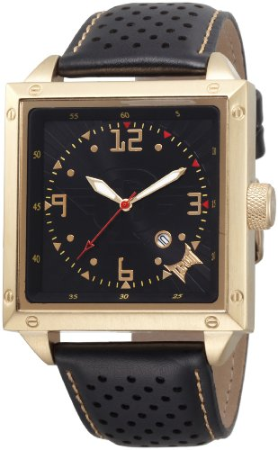 TapouT Men's CO-GL Quartz Gold Watch