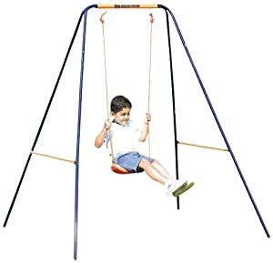 Hedstrom 2-in-1 Swing with 5 Point Harness