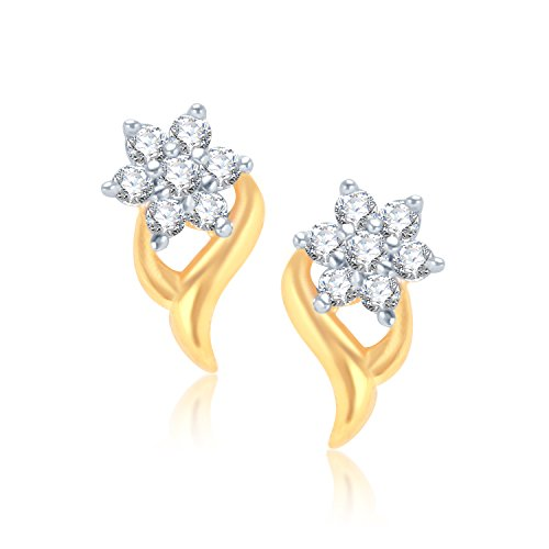 V-K-Jewels-Gold-Plated-Stud-Earring-For-Women-Gold-vker1017g
