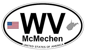 mcmechen dating While prior to around 1695 the land had been inhabited by peoples dating from  fort henry was one of a  and they lost twenty-one in the narrows at mcmechen.