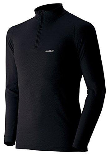 (モンベル)mont-bell ジオラインL.W.ハイネックシャツ Men