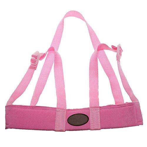 sodialr-arnes-para-ninos-bebes-seguro-facil-lavable-asistente-de-caminar-rosa