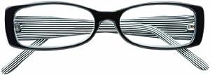Zoom Eyeworks Plastic Rectangle Reading Eyewear, +1.50