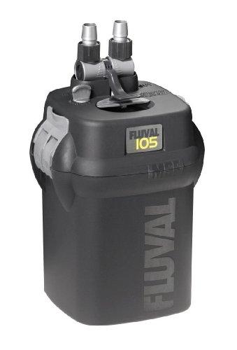 Fluval 105 Canister Filter - 110V, 125 gallons per hour