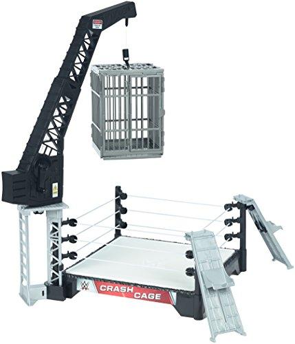 WWE Crash Cage Playset (Mattel DNV29)