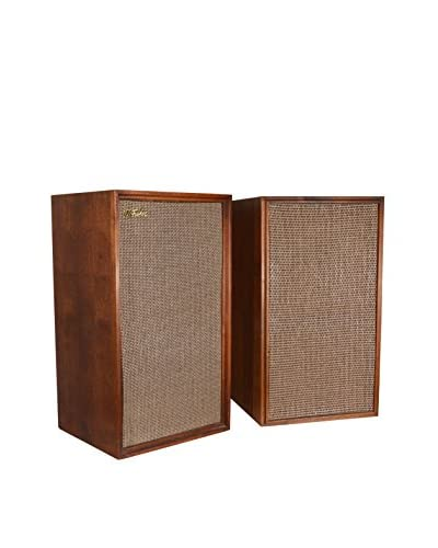 Uptown Down 1960s Set of 2 Fisher Model XP-4 Speakers