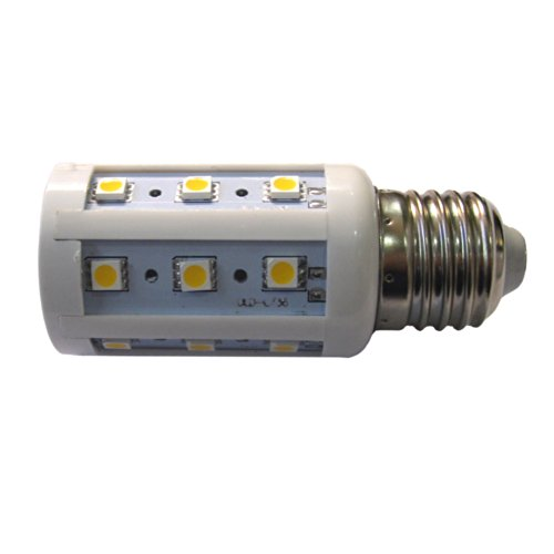 Vip-Opto 4W 110V 24Pcs 5050 Smd E27 Led Corn Light Warm White Color