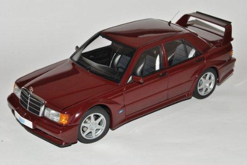 Mercedes-Benz C-Klasse 190E 2.5-16 EVO2 Barolo Rot W201 1982-1993 76132 1/18 AutoArt Modell Auto