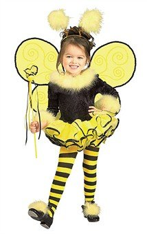 Bumble Bee Costume - Toddler front-495201