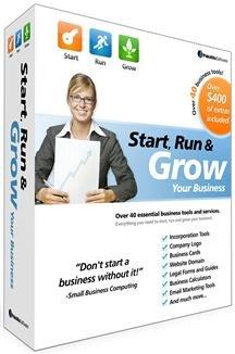 START, RUN & GROW YOUR BUSINESS (SOFTWARE - PRODUCTIVITY)