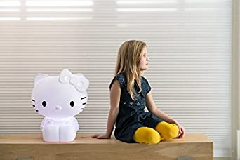 die hello kitty led lampe ist eine richtige designer kinderlampe die m dchen leuchte enth lt. Black Bedroom Furniture Sets. Home Design Ideas