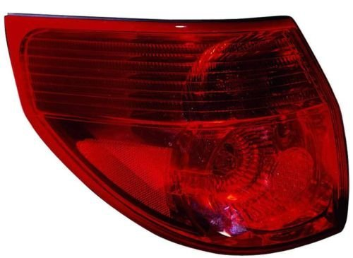 Toyota Sienna Replacement Tail Light Assembly - Driver Side (Toyota Siena Wheel Cover compare prices)