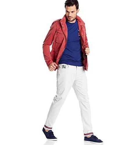 Pepe Jeans London Pantalone Fitzeroy [Bianco]