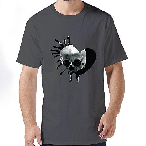Men Vintage Casual Beastmilk Tshirts XXLarge