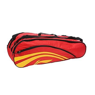 Li-Ning 3DBRAID POWERTEC 720 Badminton Racquet(Unstrung) With Free Li-Ning 2IN1 Kitbag