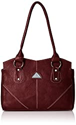 Fantosy Women's Handbag (Fnb-169, Maroon)