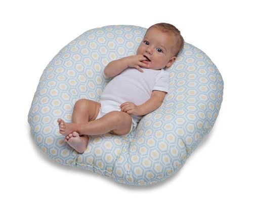 Cheapest Prices! Boppy Newborn Lounger, Geo