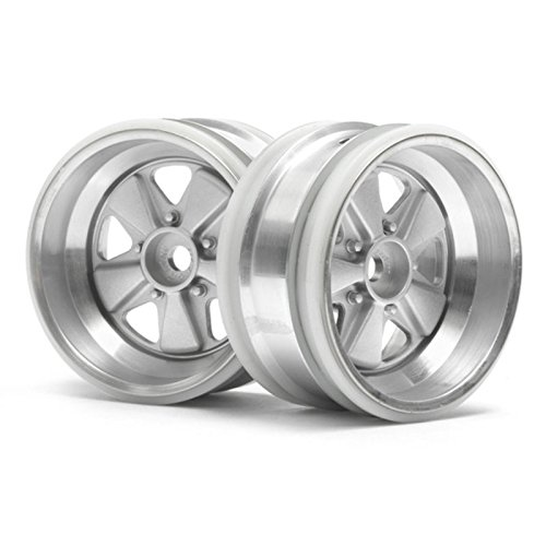 HPI Racing 3928 Wheels Porsche Carrera RSR 6mm (2) - 1